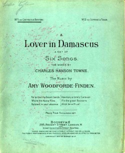 LOVER IN DAMASCUS, A