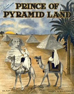 PRINCE OF PYRAMID LAND, THE