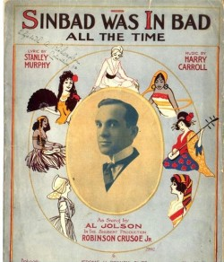 SINBAD WAS IN BAD ALL THE TIME