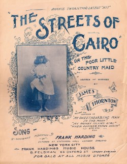 STREETS OF CAIRO, THE