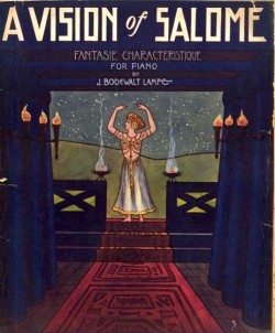 VISION OF SALOME, A