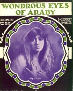 WONDROUS EYES OF ARABY