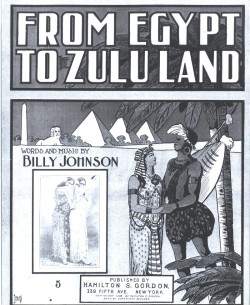 FROM EGYPT TO THE ZULULAND