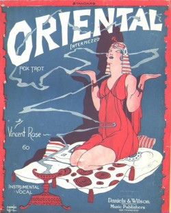 ORIENTAL (SOME DAY IN ARABY)