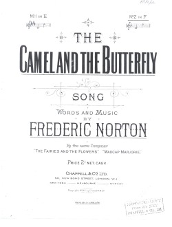 CAMEL AND THE BUTTERFLY, THE