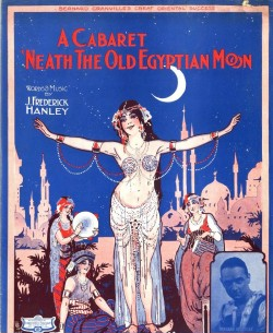 CABARET 'NEATH THE OLD EGYPTIAN MOON, A