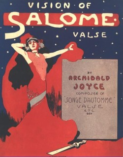 VISION OF SALOME