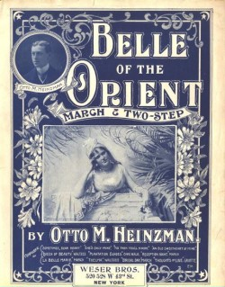 BELLE OF THE ORIENT