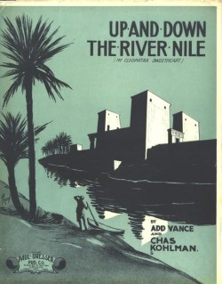 UP AND DOWN THE RIVER NILE